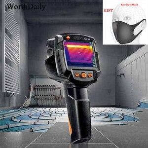 Оригинальный инфракрасный тепловизионный термометр Testo, 868, 865, 0560, 8650, весы Testo, вспомогательная камера, тепловизионная камера, инструмент s