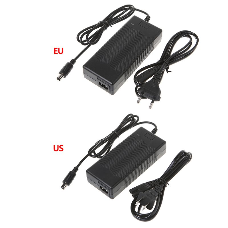 For Xiaomi M365 Electric Scooter Skateboard Charger Adapter Charging Device 42V 2A US/EU Plug Professional Charger