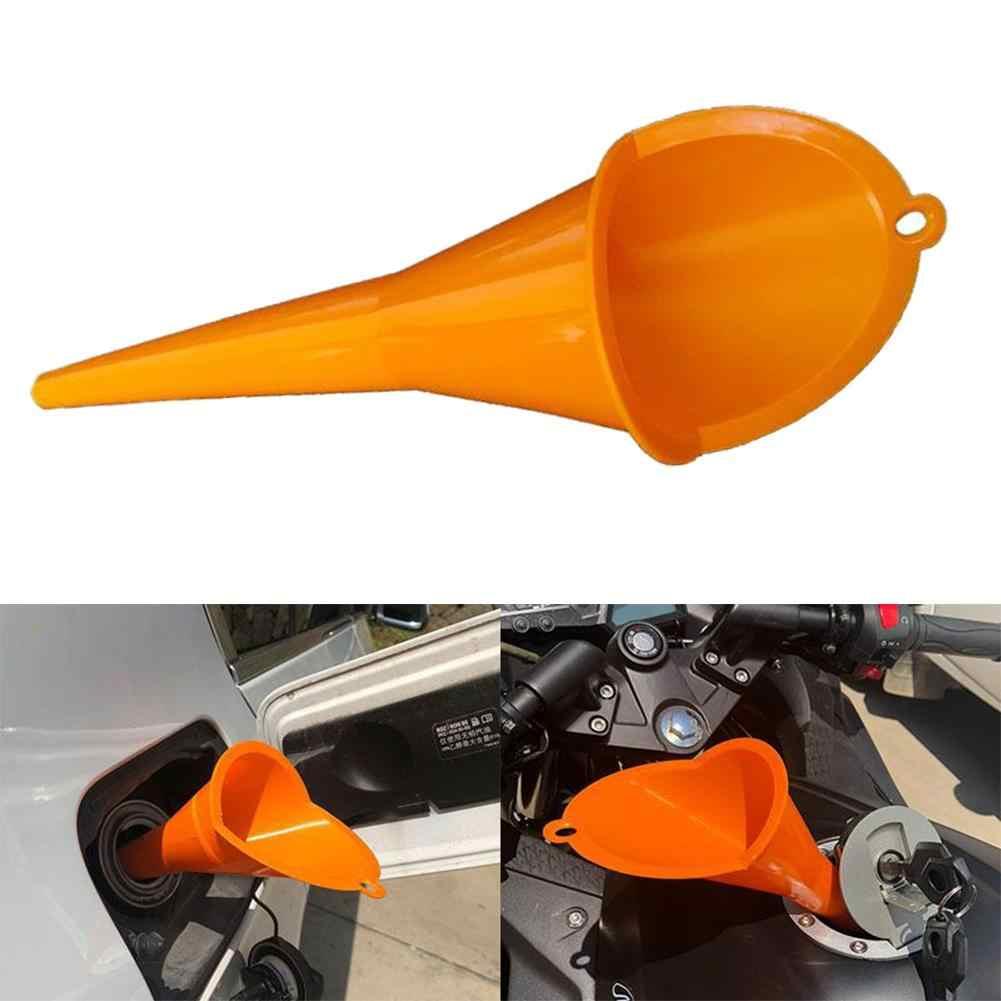 Z tworzywa sztucznego samochodów pojazd motocykl wody w oleju paliwa benzyna benzyna długie usta lejek