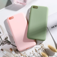 Silicone Case For Huawei Y5 2018 Case Huawei Y5 Lite 2018 DRA-LX5 Candy Color Soft TPU Phone Cover For Huawei Y5 Y 5 Prime 2018 цена 2017