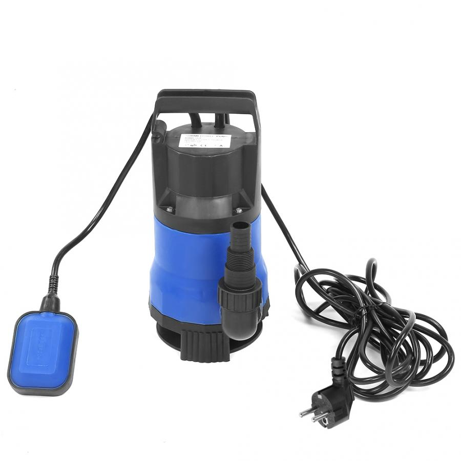 750W Submersible Clean/Dirty Water Pump For Swimming Pool Pond Flood Drain Submersible Sump Pump