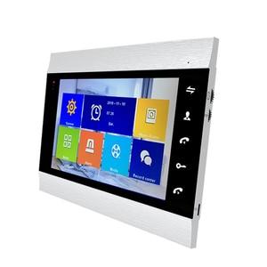 Image 5 - 【Wide Angle 960P】Dragonsview  7''  Wifi Video Intercom Doorbell with Camera IP Video Door Phone SD Card Mobile Unlock