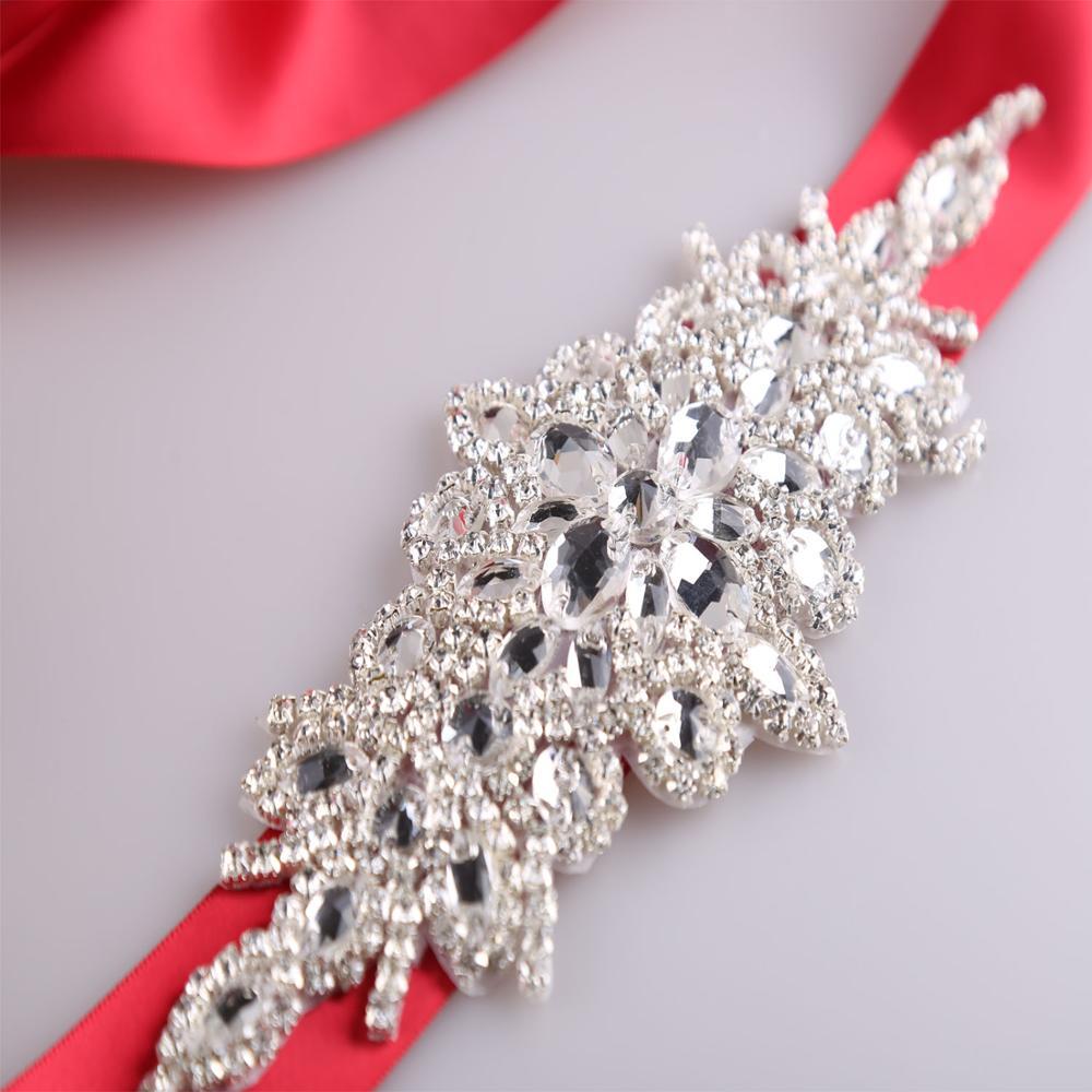 YJWSXF bridal belt wedding dress belt ladies belt evening dress belt rhinestone pearl belt wedding accessories