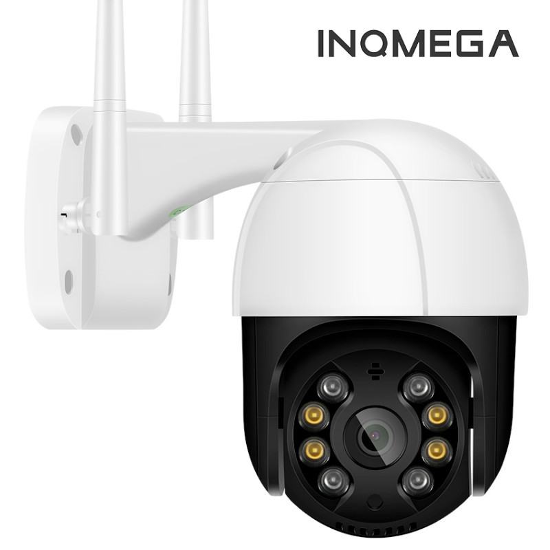 Outdoor 4X Digital Zoom 1080P PTZ Wifi IP Camera AI Human Detect Wireless Camera H.265 P2P ONVIF Audio 2MP Security CCTV Camera