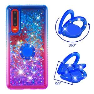 Image 2 - Gevallen voor Huawei Honor 10i P30 P30 Lite Pro Y6 Y7 Pro Prime Genieten 9 9s P Smart Cover TPU Liquid Quicksand Diamond Giltter Coque
