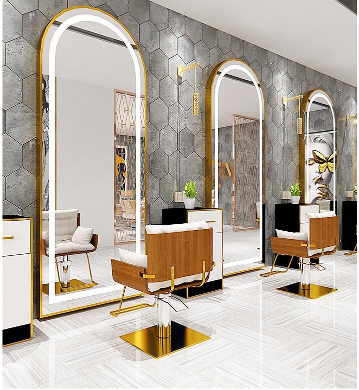 Web Celebrity Beauty Salon Mirror Stage