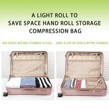 PA+PE Travel Storage Bag Household Products Vacuum Practical Compression Bag Vacuum Storage Bag Hand Pump Convenient multi functional dual use electric air pump auto portable blower travel compression bag vacuum storage bag air extractor