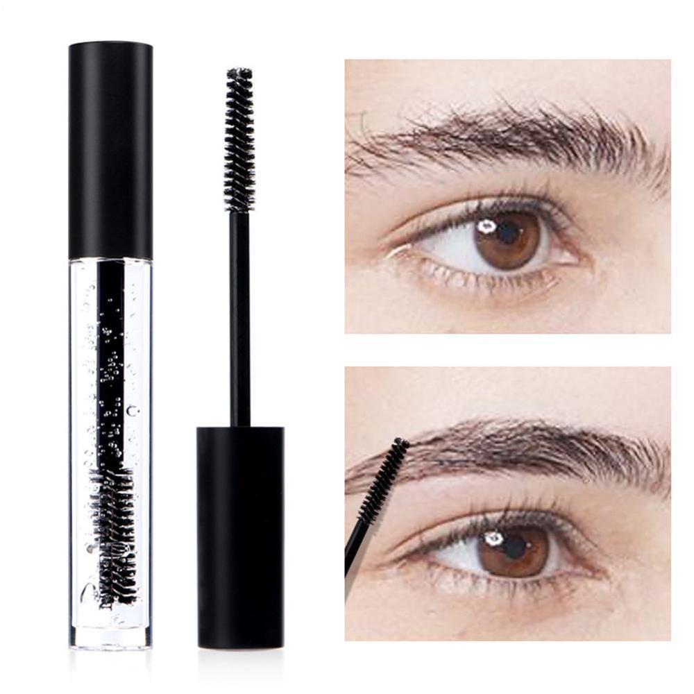 Clear Eyebrow Gel Waterproof Transparent Eyebrow Fixed Gel Long Lasting Eyelash Fix Gel Cosmetics Makeup Eyebrow Fixed Liquid