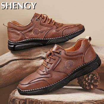 Men Business British Style Designer Shoes  1