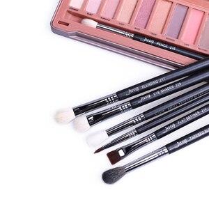 Image 5 - Jessup Professionele Make Up Kwasten Set Foundation Poeder Contour Oogschaduw Eyeliner 6 27Pcs Beauty Make Up Brush Cosmetica Tool