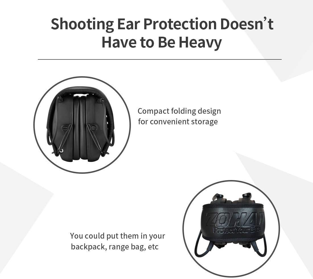Hf78062b8c1204434aaea40f774ae736ak - หูฟังลดเสียง ป้องกันหู ที่ปิดหู ลดเสียงดังที่ได้ยิน ลดการได้ยินเสียง NRR22dB Professional