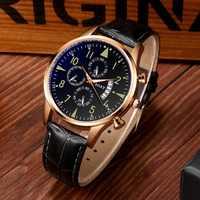 SOXY relojes para hombres Reloj para Hombre marca superior de lujo deportivo de negocios Reloj luminoso clásico Reloj de cuarzo para hombres Reloj Casual Masculino