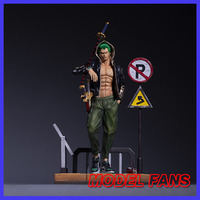 MODEL FANS IN STOCK MIX one piece Roronoa Zoro Popular GK resin statue figure toy for collection