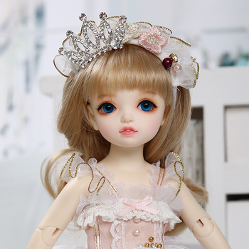 BJD Dolls Salama 1/6 Fashion High Quality Girl Toys Xmas Gifts Toys for Children Friends 2