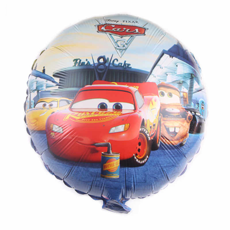 Vehicles Aluminum Foil Balloons CUGBO 12Pcs Balloon Set Helium Mylar Cars Balloons Kits for Kids Children Party Decor Supplier