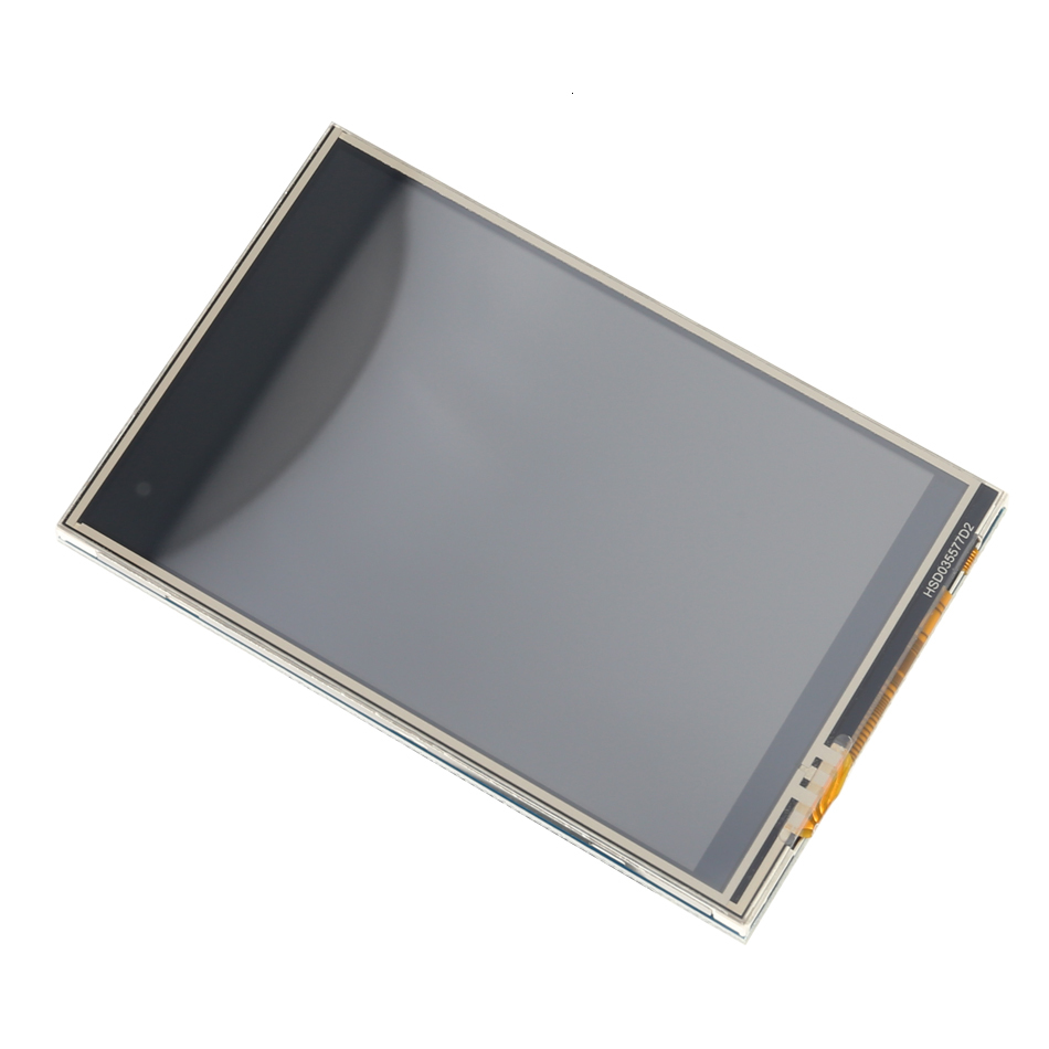3,5 zoll Raspberry Pi Touchscreen Display Touch Schild Raspberry pi 4 B /3 Modell B LCD Touch Screen mit touch Stift