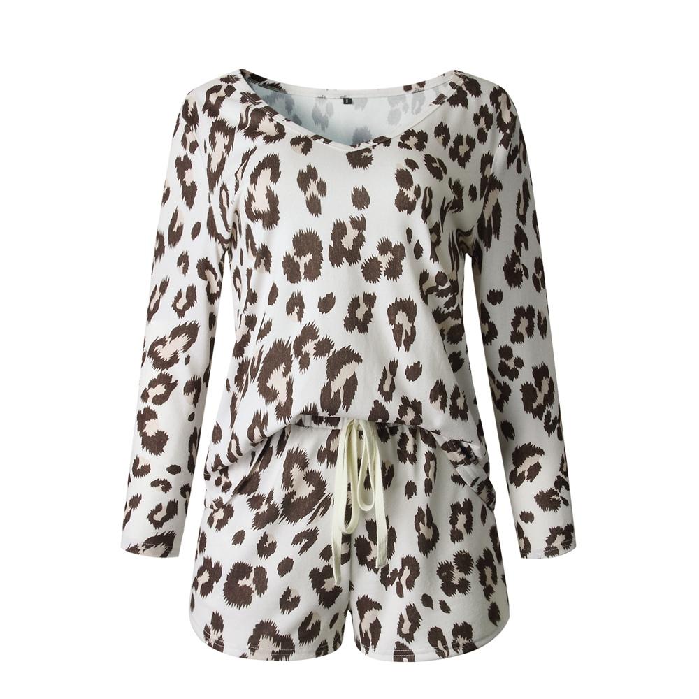 Aproms винтажный комплект из 2 предметов с леопардовым принтом