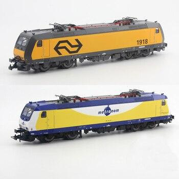 Deutsch HO 1:87 elektrische lokomotive modell Europäischen diesel lokomotive primäre zug groß zug geschenk
