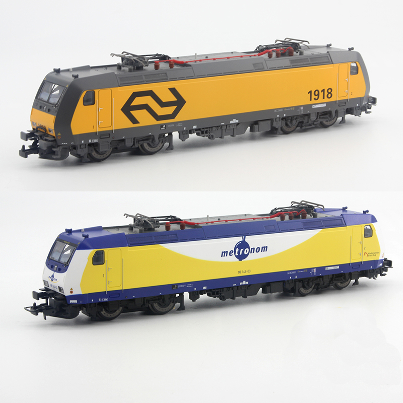 German HO 1:87 Electric Locomotive Model European Diesel Locomotive Primary Train Bulk Train Gift