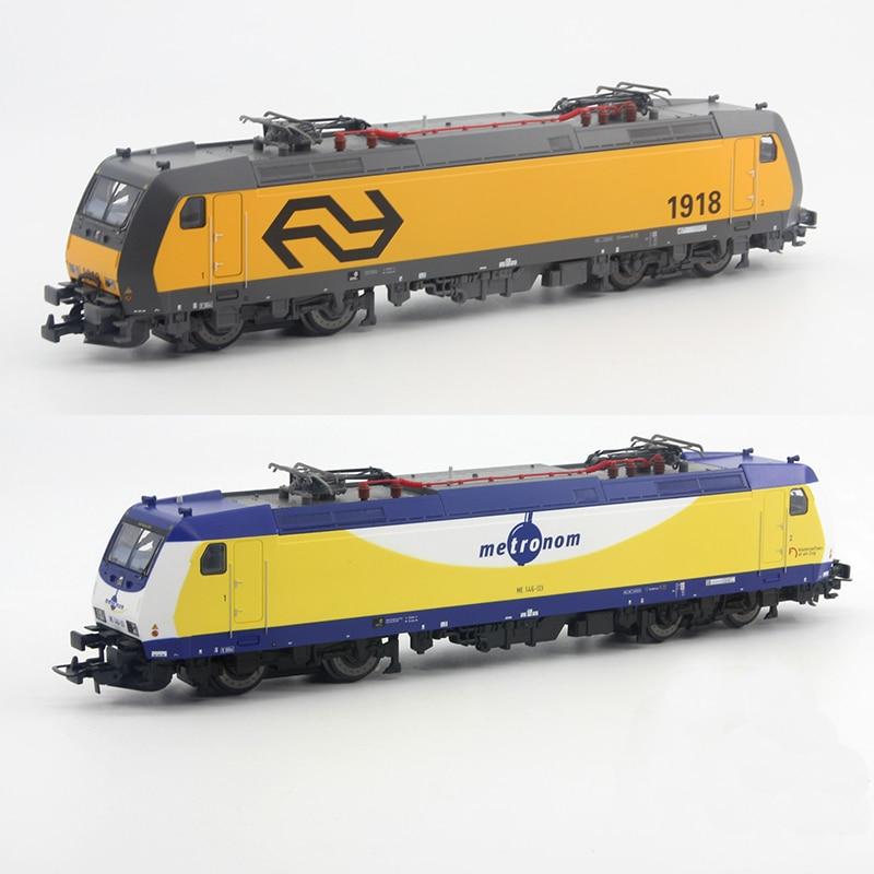 German HO 1:87 Electric Locomotive Model European Diesel Locomotive Primary Train Bulk Train Gift