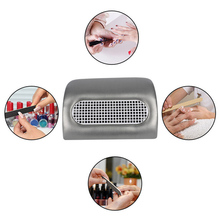 Fan Nail Vacuum Cleaner Portable Nail Dust Suction Collector