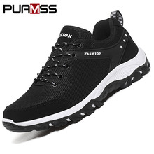 Men Hiking Shoes Sneakers Army-Boots Combat Tactical Desert Training Outdoor Breathable
