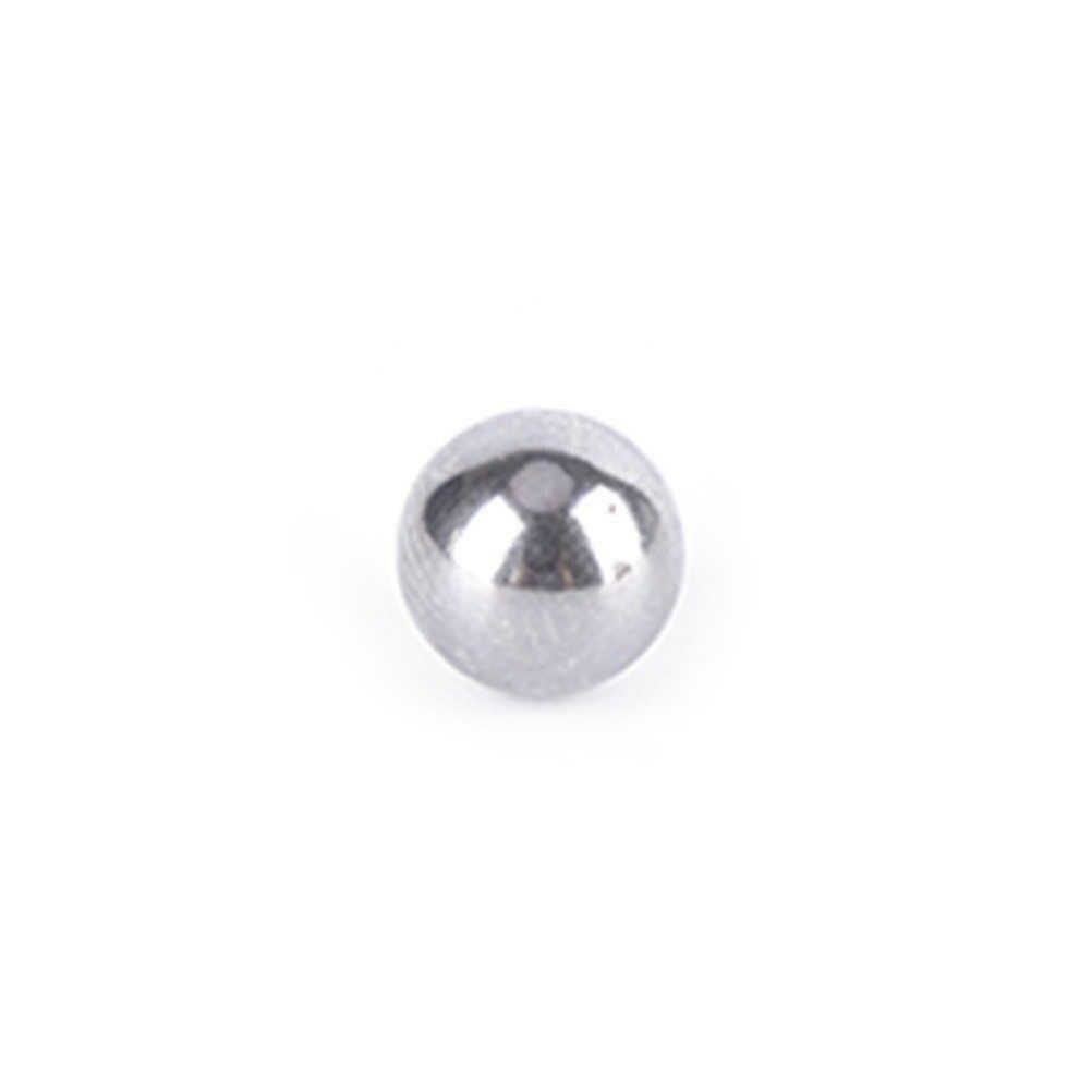 100 pces 4/4. 5/5/6mm bolas de aço caça estilingue aço inoxidável slingshot bolas catapulta estilingue batendo munição bolas de aço