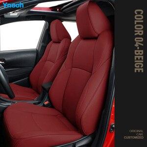 Image 1 - Ynooh Car seat covers For toyota prado 120 camry 40 land cruiser 100 fortuner rav4 2018 corolla 2005 aygo alphard car protector