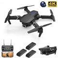 2021 NEUE Drone 4k beruf HD Weitwinkel Kamera 1080P WiFi fpv Drone Dual Kamera Höhe Halten Drohnen kamera Hubschrauber Spielzeug