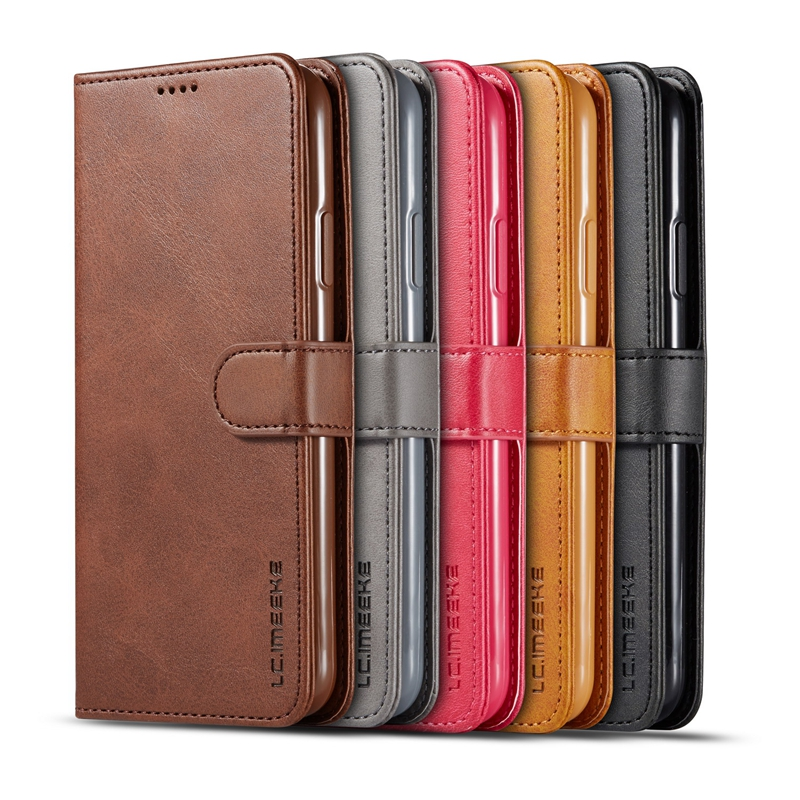 <font><b>Flip</b></font> <font><b>Wallet</b></font> <font><b>Case</b></font> for <font><b>Xiaomi</b></font> Redmi Note <font><b>9</b></font> 8 7 6 5 4 Pro Max 9S 8T 8A 7A 6A 4X 5X 6X 5 Plus <font><b>Mi</b></font> A2 Lite K20 Pro 9T Leather <font><b>Case</b></font> image