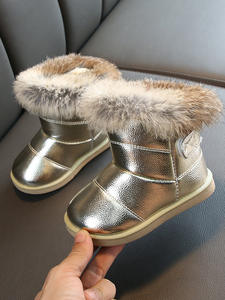 SWarm Boots Shoes Fur...