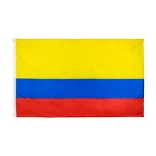 90x150cm co col bandeira da colômbia