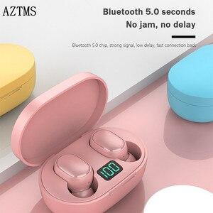 aztms new Bluetooth Earphone e
