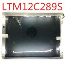 """יכול לספק מבחן וידאו, 90 ימים אחריות LTM12C289 LTM12C289S 12.1 """"800*600 TFT LCD פנל"""