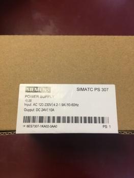 Zupełnie nowy oryginalny zasilacz Siemens 6ES7 307-1Ka02-0aa0 cena spot jest tania w niektórych obszarach tanie i dobre opinie DE (pochodzenie)