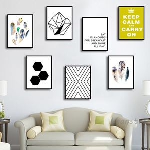 Home Decoration Painting Abstr