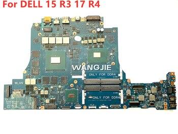 Dla DELL Alienware 15 R3 17 R4 I5-6300HQ CN-0FCWVF 0FCWVF Notebook płyta główna BAL10 LA-D751P SR2FP N17E-G1-A1 płyta główna płyta główna laptopa