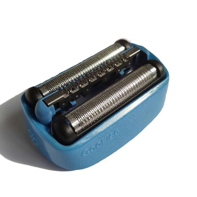 Braun 40B фольга и лезвие для резки сменная бритвенная головка для серии CoolTec бритва CT2s CT2cc CT3cc CT4s CT4cc CT5cc CT6cc