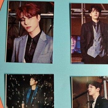 Kpop DAY6 nuevo álbum The: enropy agrupa a los miembros foto LOMO tarjeta Portray foto postales 16 unids/set