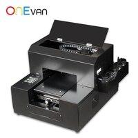 Onevan. 디지털 평판 플라스틱 금속 유리 나무 a4 uv 프린터 프로 모션