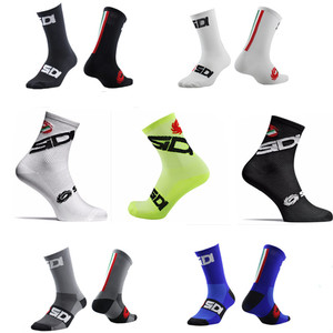 Image 1 - 2018 compressprint Professional High quality brand sport socks Breathable Road Bicycle Socks Outdoor Sports Racing Cycling Socks