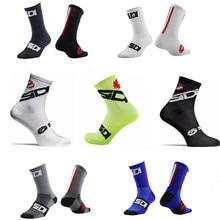 2018 compressprint profesyonel yüksek kaliteli marka spor çoraplar nefes yol bisiklet çorap açık spor yarış bisiklet çorap