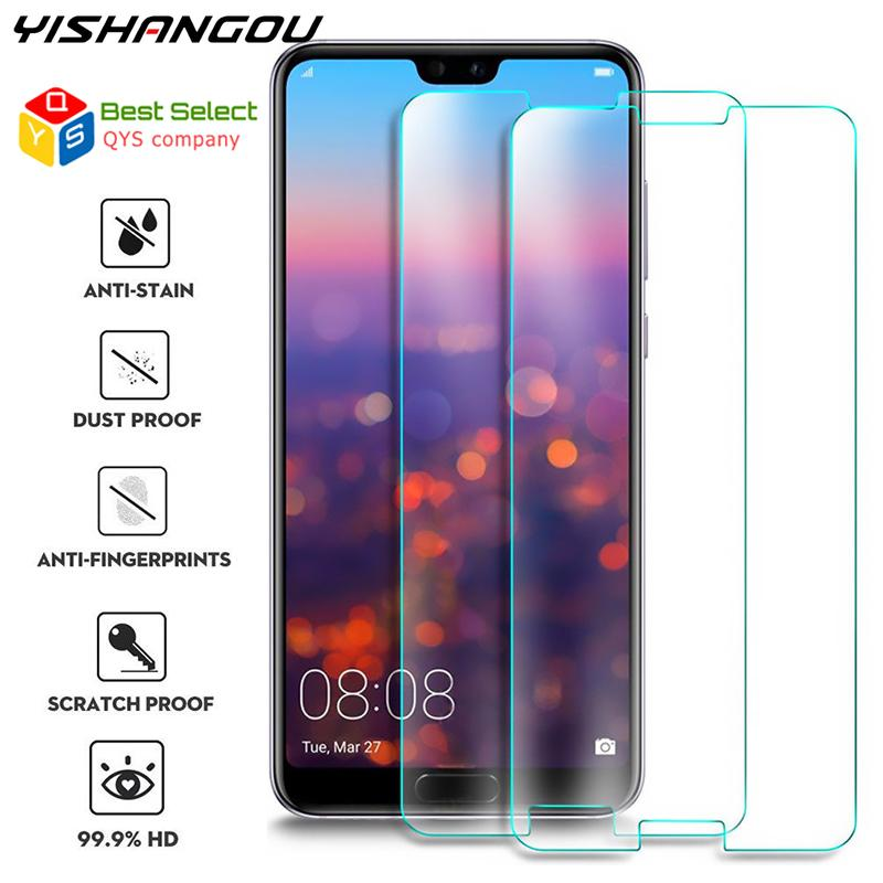 9H Tempered <font><b>Glass</b></font> Screen Protector <font><b>Case</b></font> For <font><b>Samsung</b></font> Galaxy A70 A50 A30 A71 A51 A20e A10e A20 <font><b>A10</b></font> A2 Core A10s A20s A40 A60 Cover image