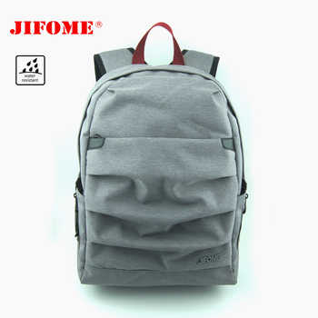 """JIFOME 15.6\"""" Laptop Backpack Slim Light Water proof Computer Backpack for Men Women Backpack School Bag for teenage Mochila - DISCOUNT ITEM  62 OFF Luggage & Bags"""