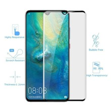 3D Full Cover Tempered Glass for Huawei Mate 20 Screen Prote