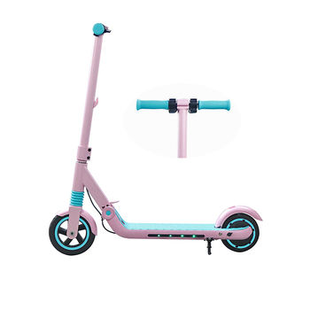 Rulind Q8 Kick Scooter Children 200w Power 21.6v Foldable Child's Electric Skateboard Max 14km Electric Scooter For Children 5