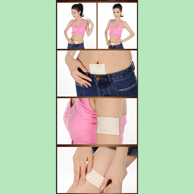 10 adet ince yama kilo ürünleri Anti selülit göbek çubuğu yanan erkek ve kız zayıflama ürünleri selülit sağlık