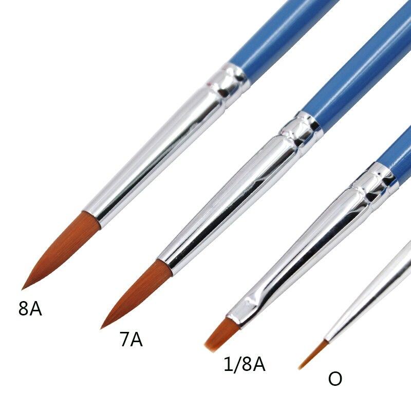 1pc Dental Porcelain Brush Pen For Dental Lab Equipment Dentist Tools Dental Glaze Brush Pen Ceramic Brush Pen
