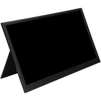 Marco digital de fotos Monitor de pantalla portátil HDR, 15,6 pulgadas, IPS,...