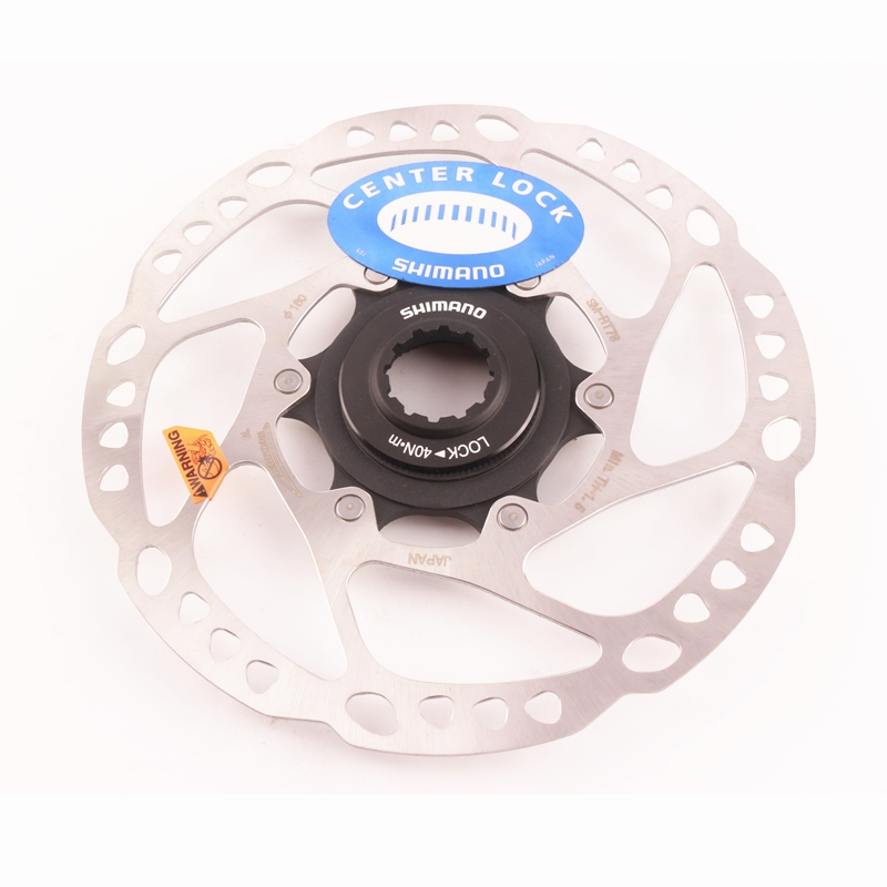 Shimano XT RT78M Centre Lock Disc Brake Rotor 180mm
